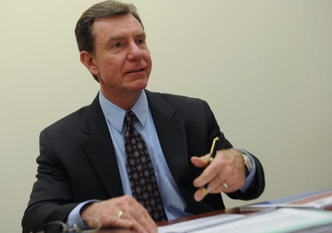 Jay Wilverding,San Joaquin County's former auditor-controller, has stepped into the role of county administrator.