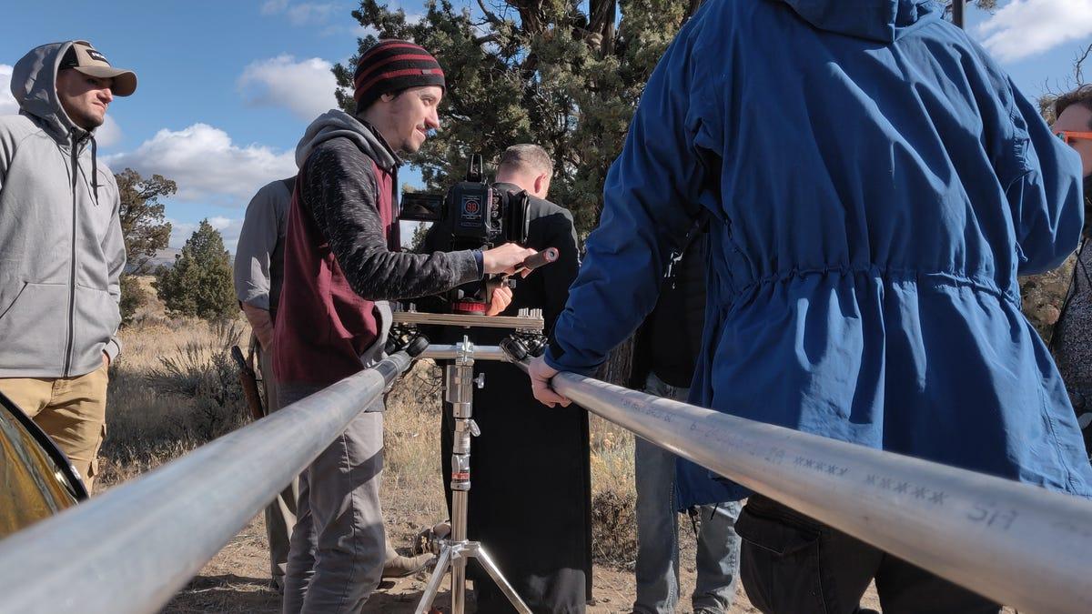 Lane County an emerging film industry destination