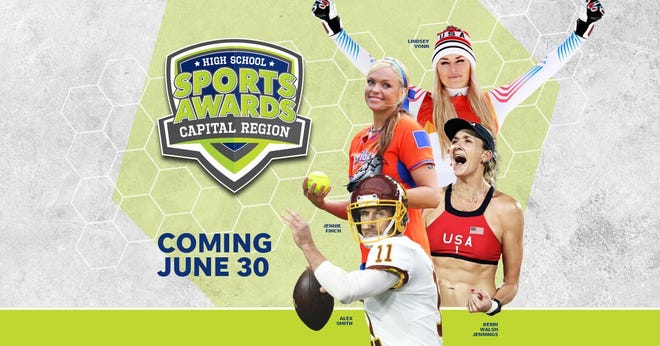 Lindsey Vonn, Alex Smith, Kerri Walsh, and The Bachelor's Matt James and Tyler Cameron, will be among a highly decorated group of presenters and guests for the Capital Region High School Sports Awards