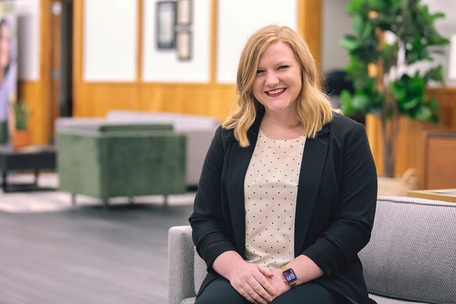 OBU has appointed Kalyn Fullbright to serve as director of admissions, effective April 1. OBU photo by Heather Hamilton