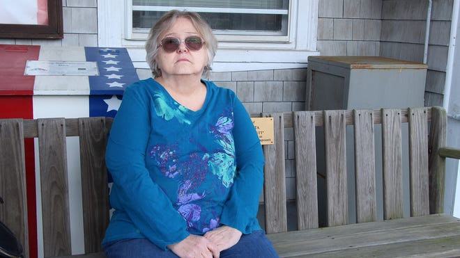Babrara Gaspar worked as an assistant clerk at the Mattapoisett Town Hall for decades, said she immediately sensed a male spirit when she first entered the building.