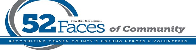 The community's unsung heroes will be recognized on Wednesday, April 14 during the fourth annual 52 Faces of Community Recognition Drive-Thru Celebration at Union Point Park in New Bern.