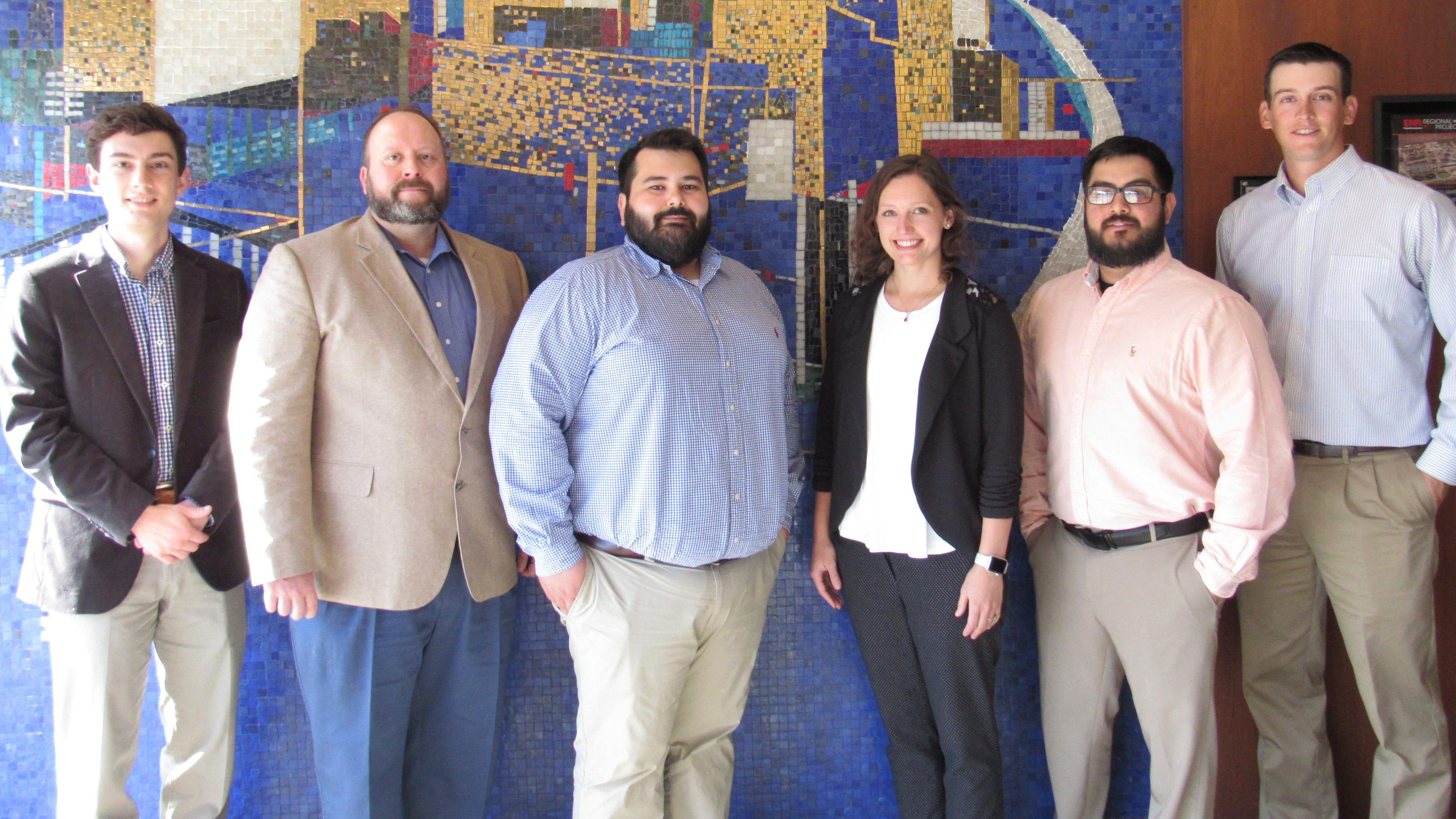 Enprotec/Hibbs & Todd hires half-dozen engineers