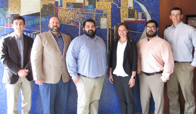 Enprotec/Hibbs & Todd Inc. recently announced the hiring of six additional engineers.