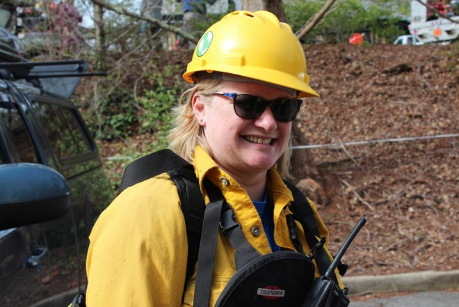 Megan Sutton is Southern Blue Ridge Program Director for the Nature Conservancy in North Carolina