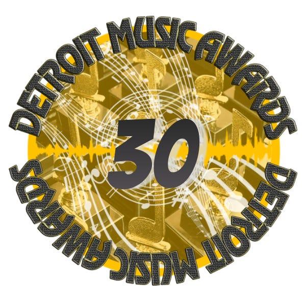 Detroit Music Awards, 2021 logo