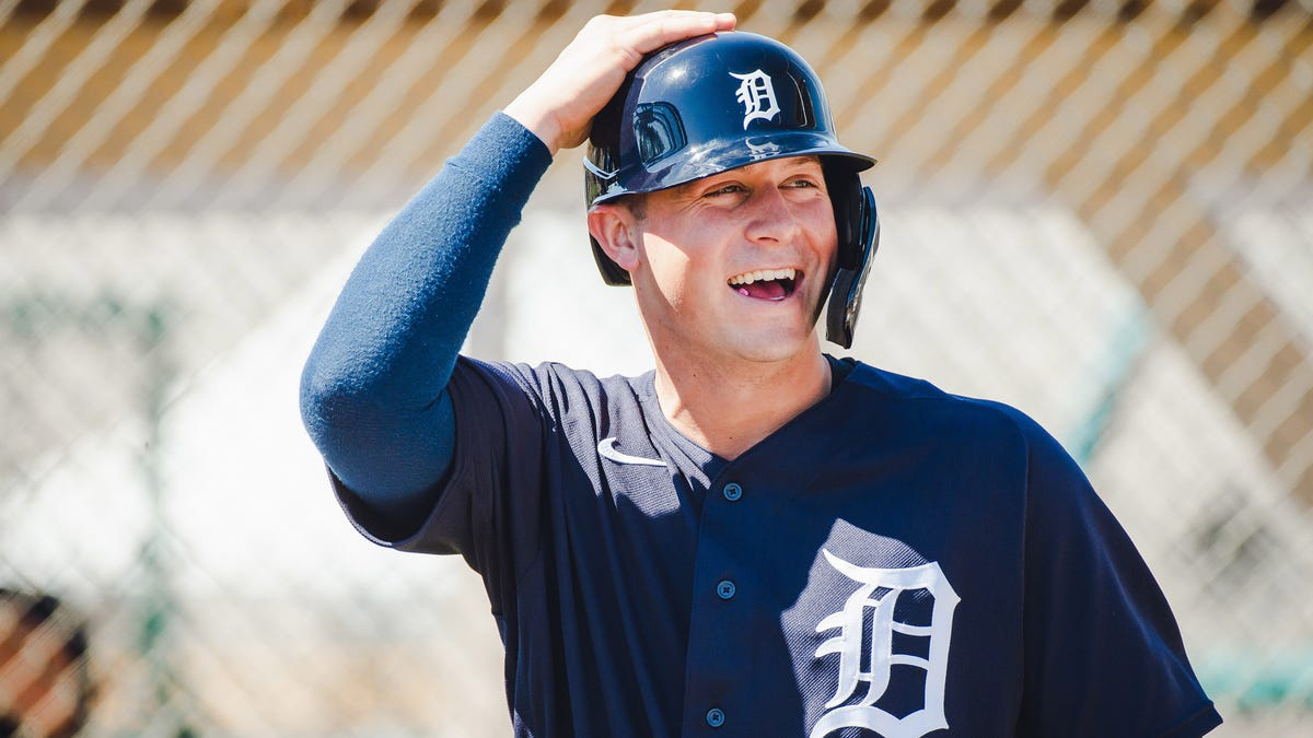 'It was tough': Tigers' Spencer Torkelson remains upbeat after spring camp struggles 1