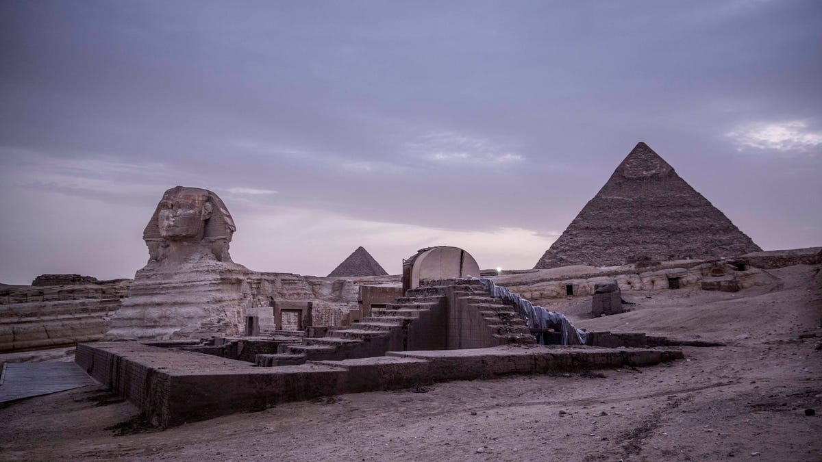 A 3,000-year-old 'lost golden city' has been unearthed in Egypt 2