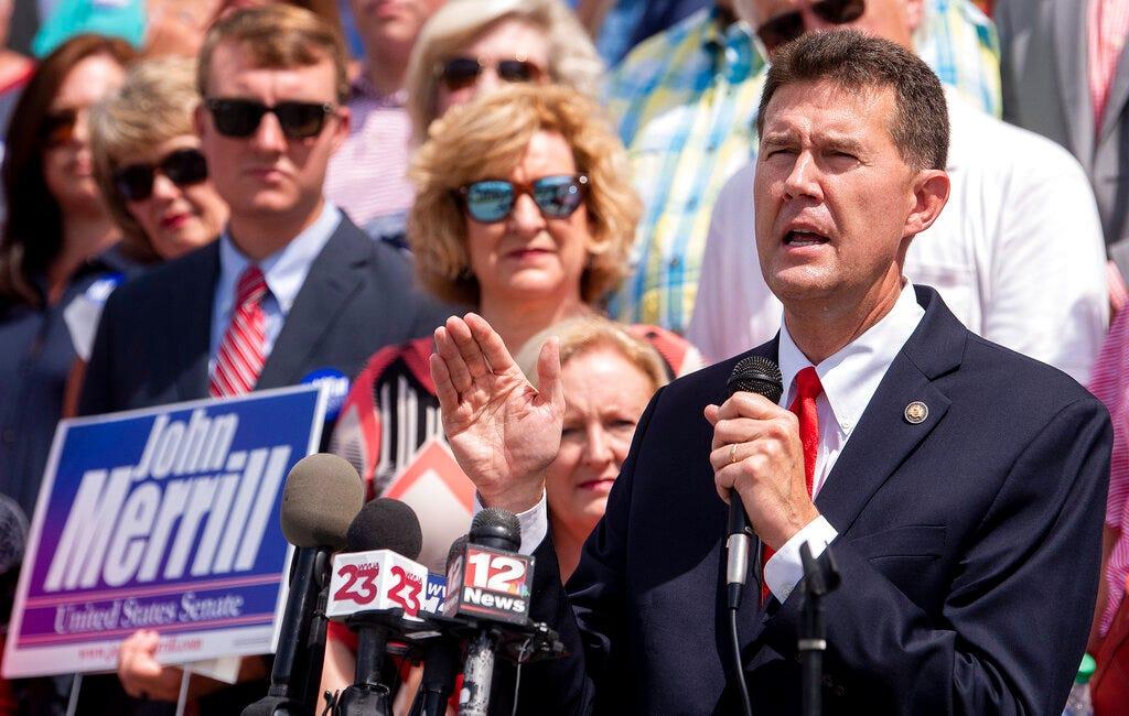 Prominent Alabama GOP secretary of state won't run in '22 1