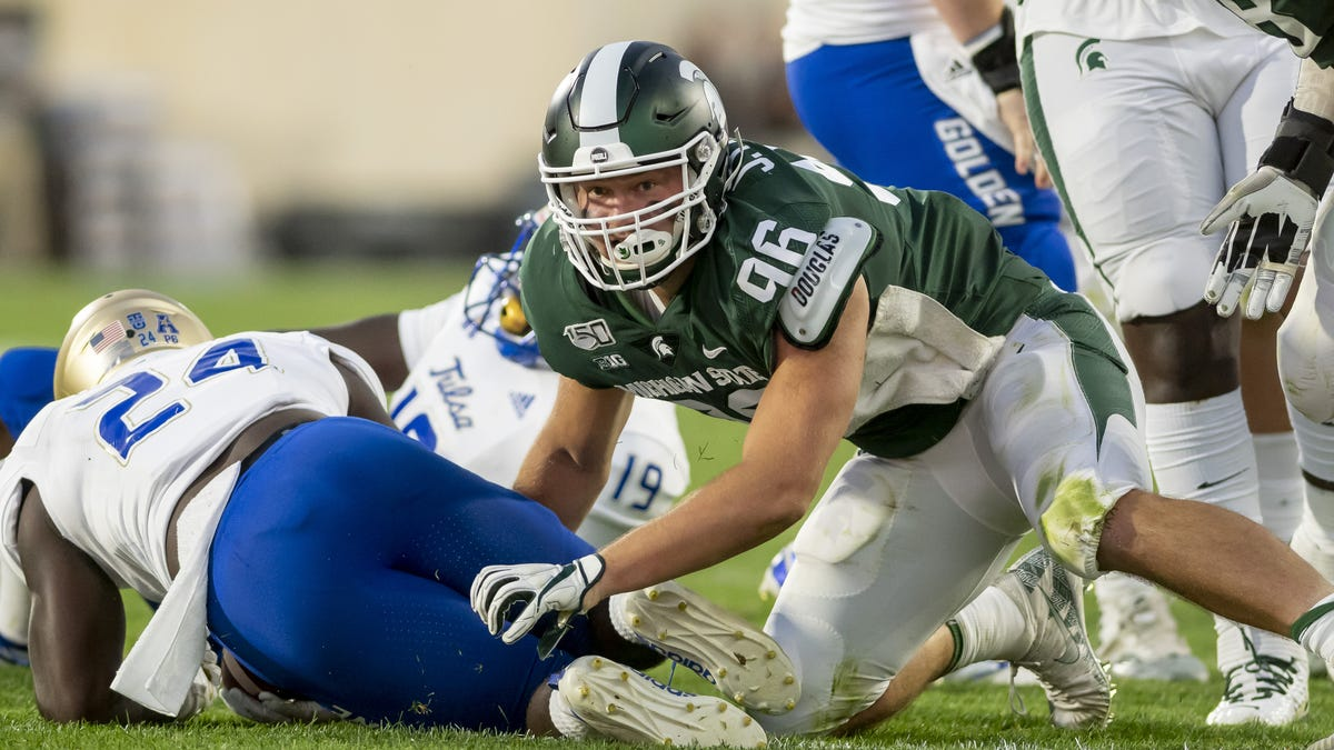 After COVID setback, Jacub Panasiuk gets chance to rewrite final chapter at MSU 1