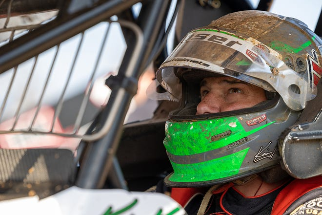 Kraig Kinser returns to Tri-State Speedway Saturday with the World of Outlaws.