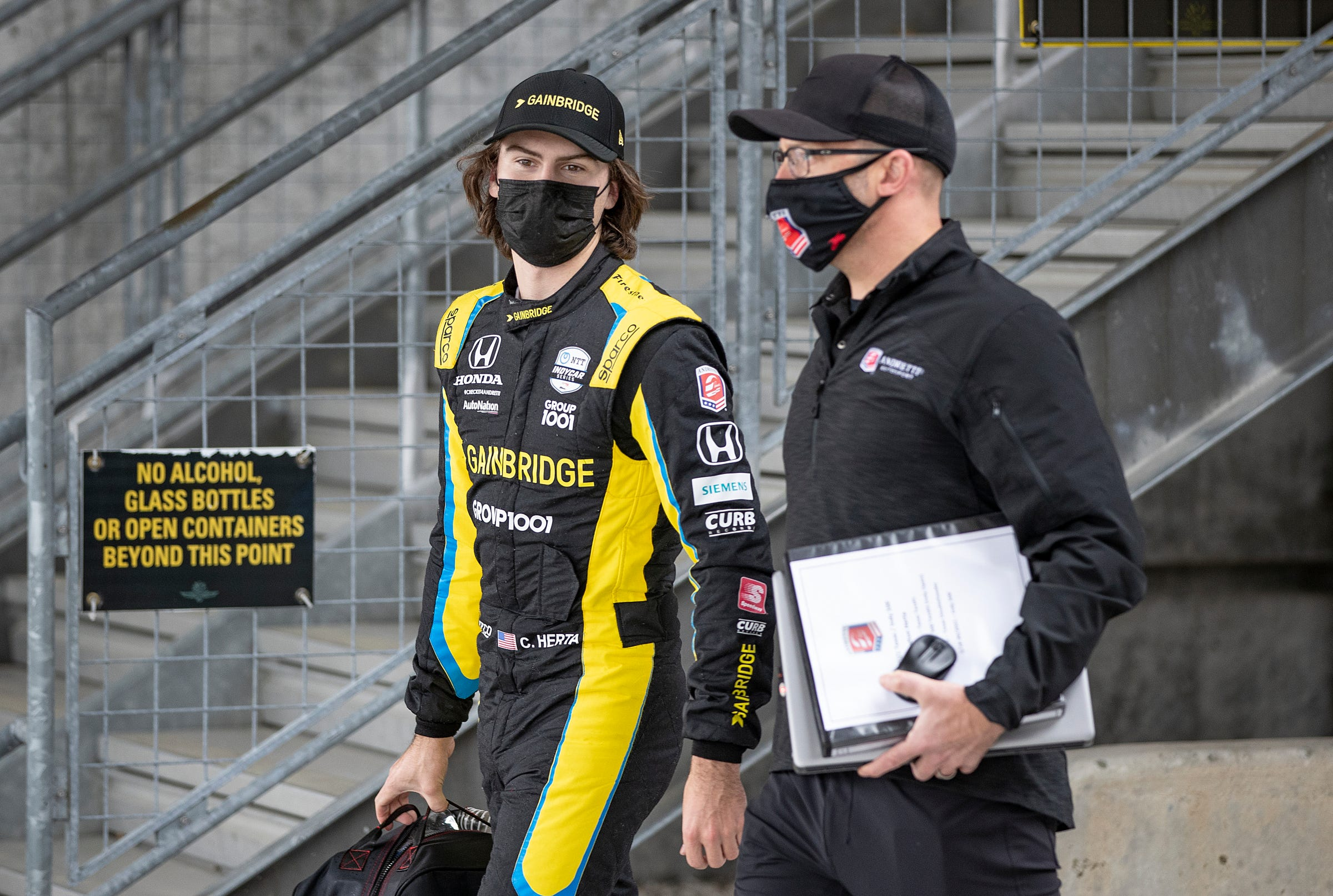 Colton Herta dominates Grand Prix of St. Petersburg