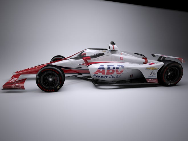 J.R. Hildebrand will run a livery for his 2021 Indy 500 ride modeled off of A.J. Foyt's car from his 1961 500 victory.