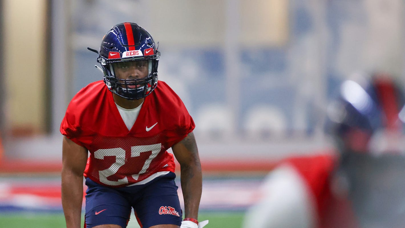 Meet six standout players who are turning heads for Ole Miss football during spring practice
