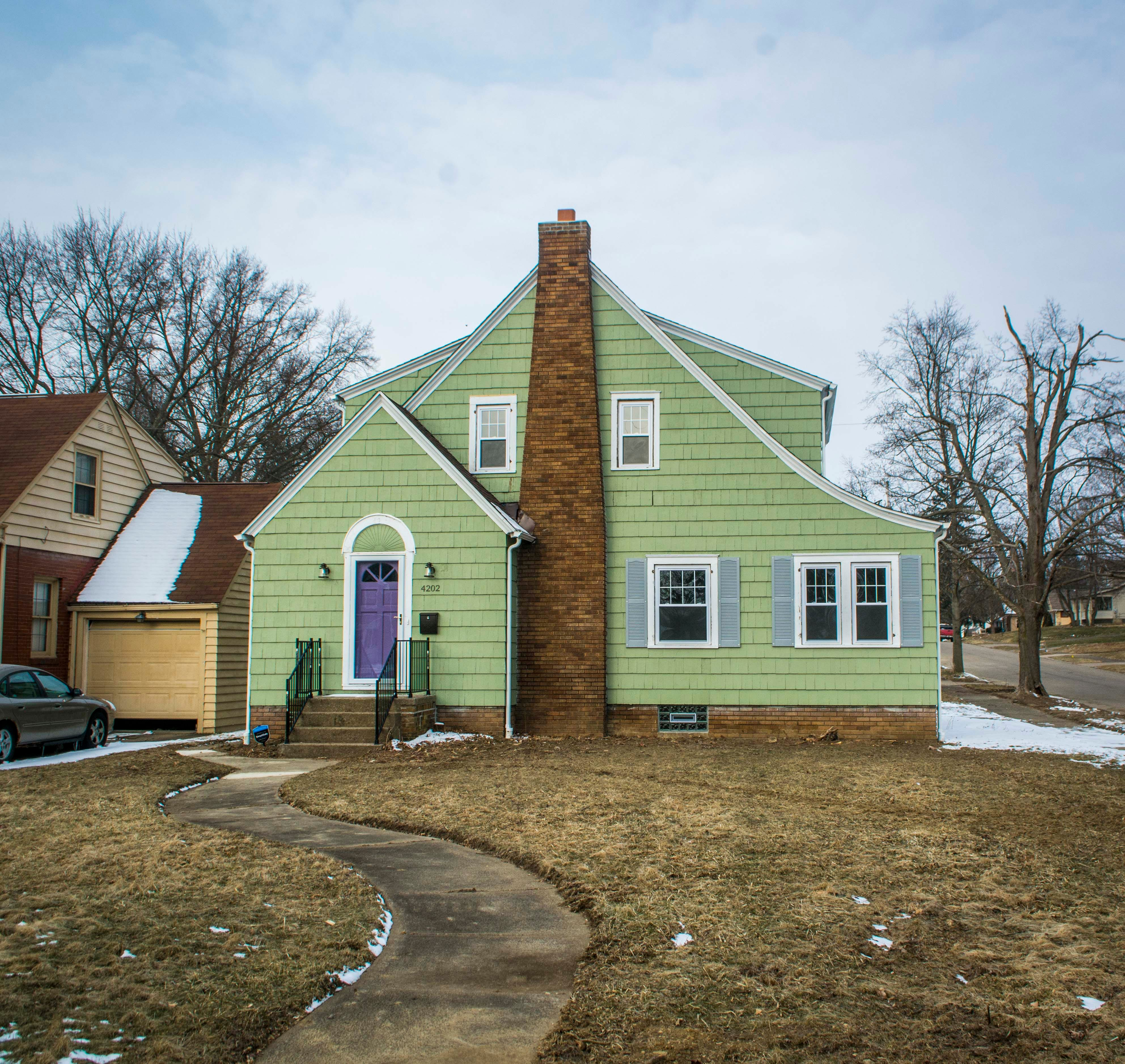 Youngstown Neighborhood Development Corp. renovated and sold this home at 4202 Rush Blvd. to a homeowner in 2019.
