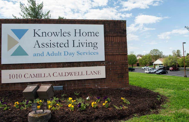 The J.B. Knowles Home Assisted Living facility in Nashville was barred from accepting new residents after a man who lived there, Michael Walker, went missing and died on facility grounds.