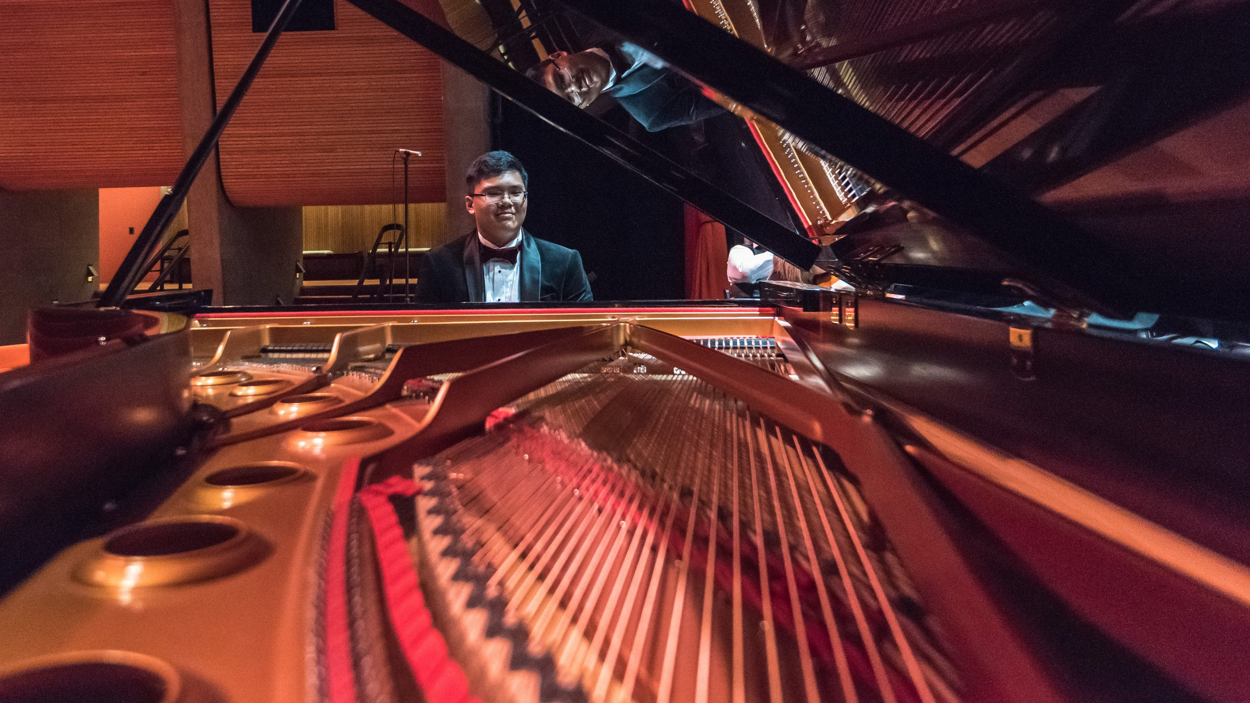 Steinway Society's awards competition held on Zoom
