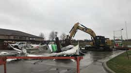 Southern Sioux Falls Get-N-Go torn down; new car wash opening