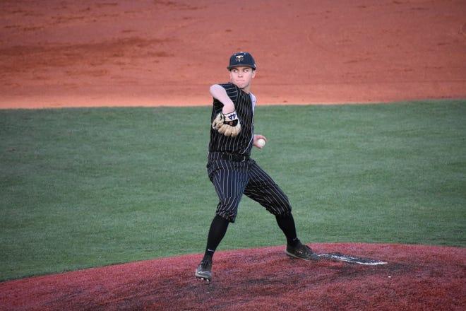 Desert Hills' Kaden Terry threw a no-hitter in a 3-0 win over Cedar.