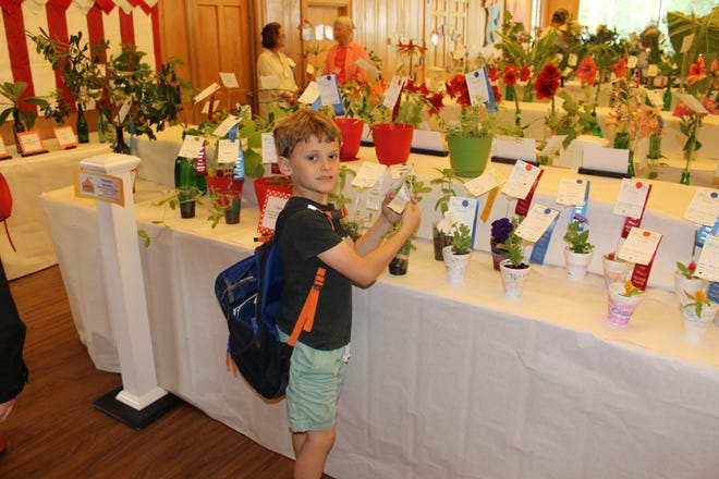 Thomasville Flower Show will have its children's event April 24.