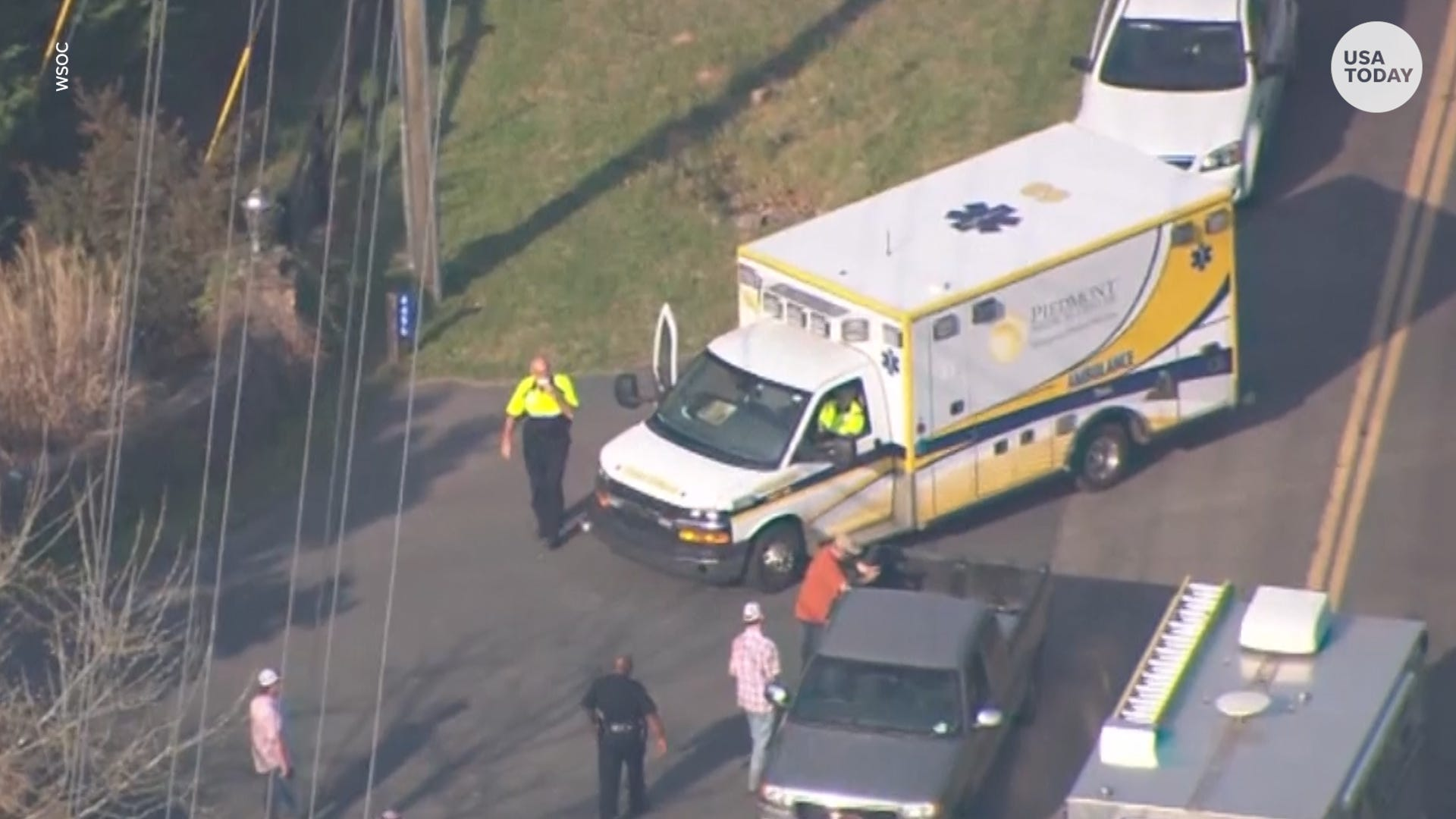 Five dead, including doctor and two grandchildren, after shooting in South Carolina
