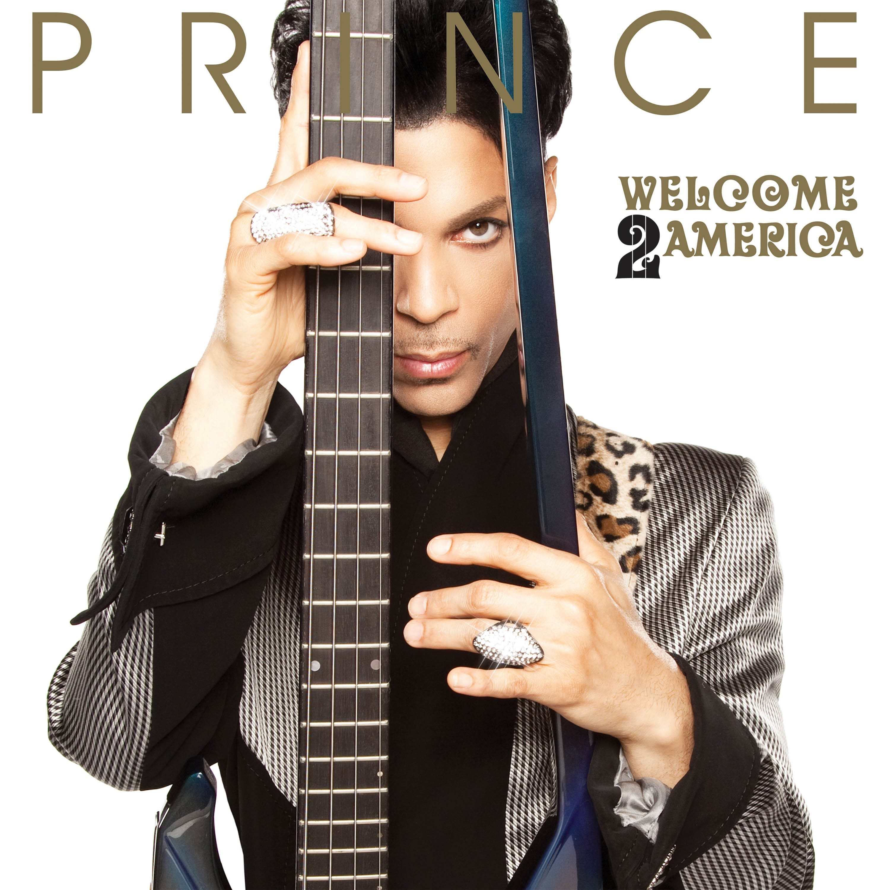 Prince's Unreleased Album 'Welcome 2 America' Arriving July 30th, More Than a Decade After it Was Recorded