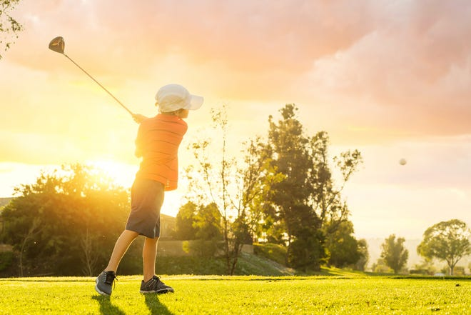 First Tee, a program designed to make golf affordable and more accessible for kids, says interest is way up.
