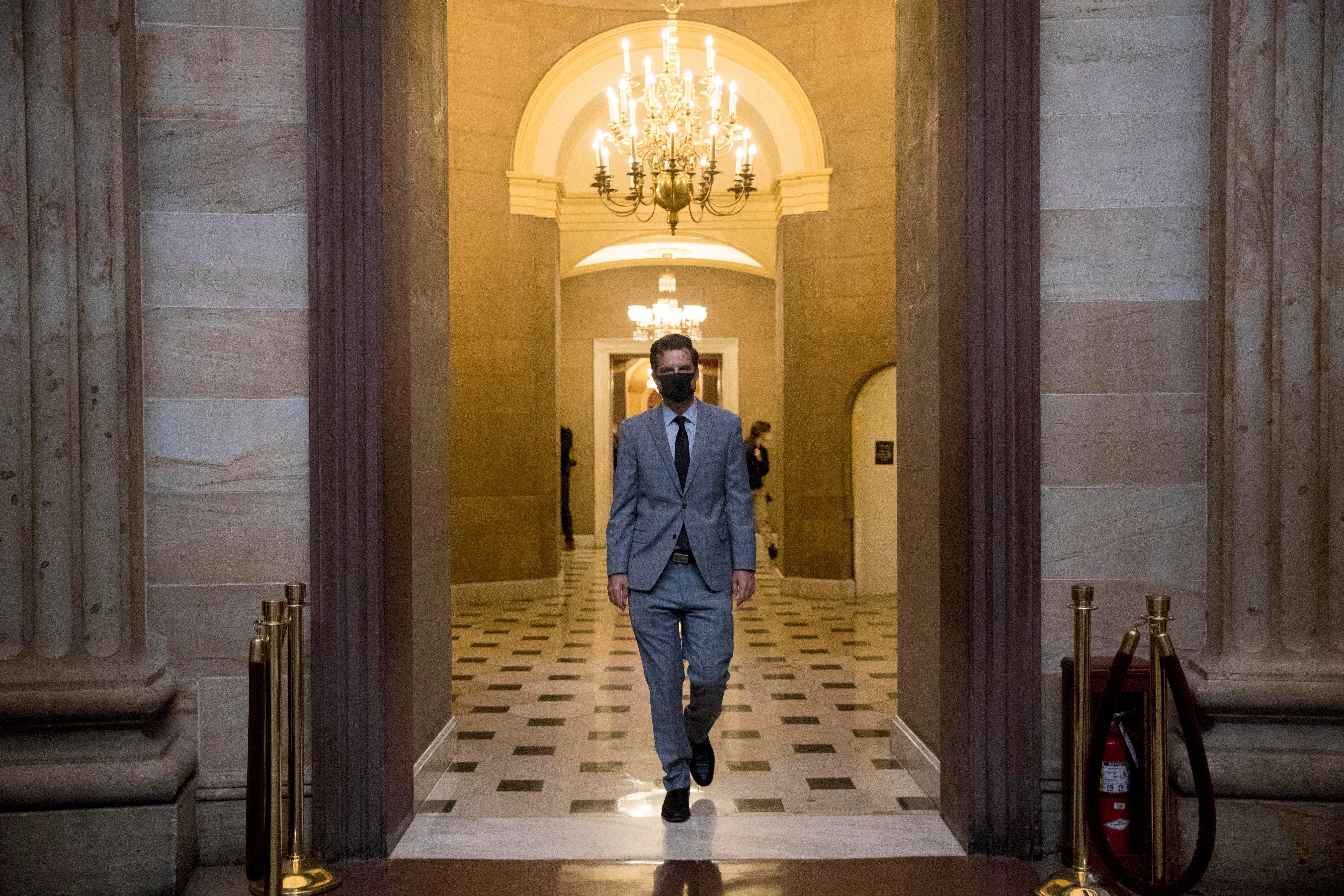 Exclusive: Ex-Speaker Boehner says Matt Gaetz should resign if indicted – or be expelled