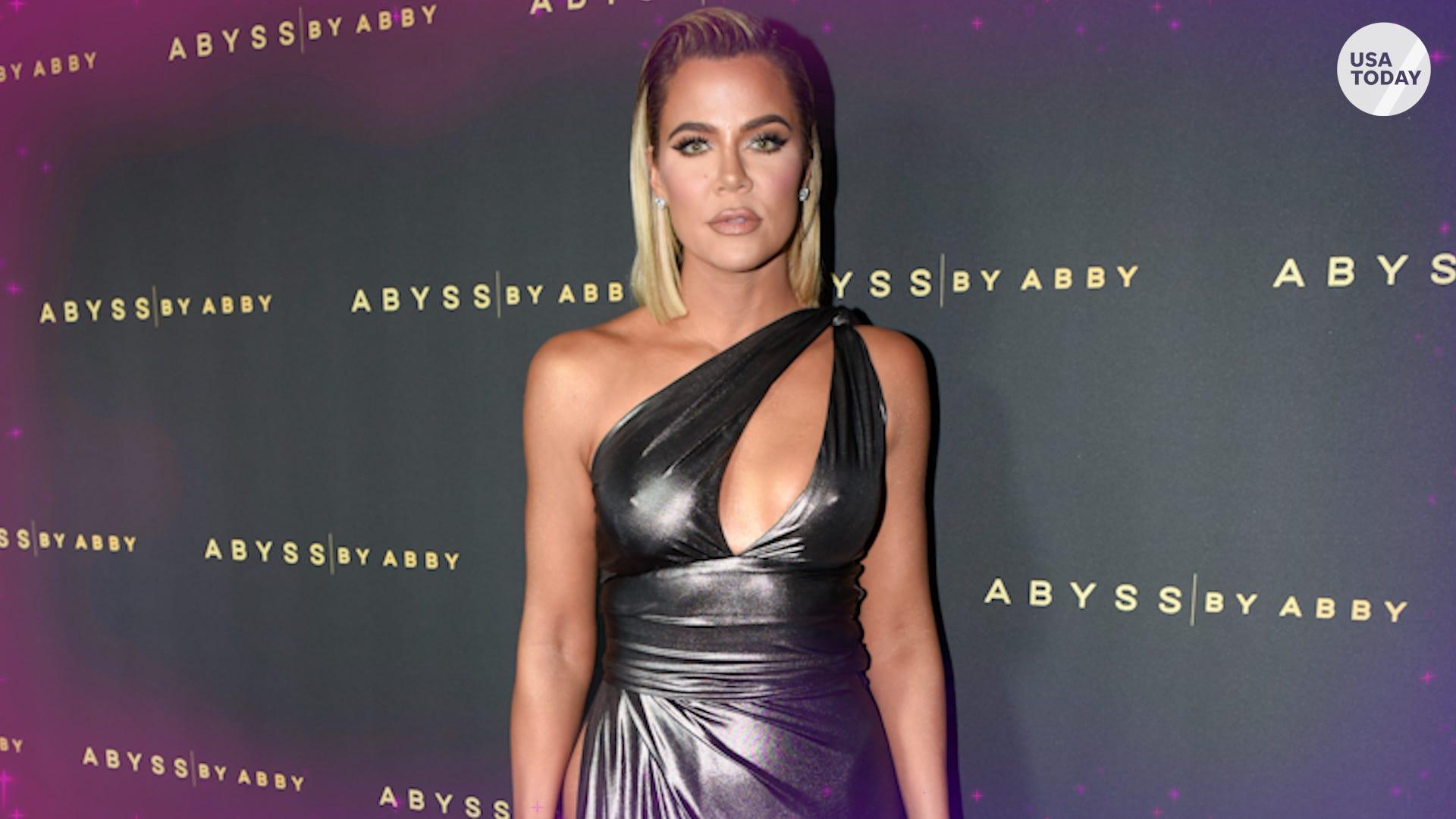 Khloé Kardashian's unedited bikini photo sparks conversation about beauty standards