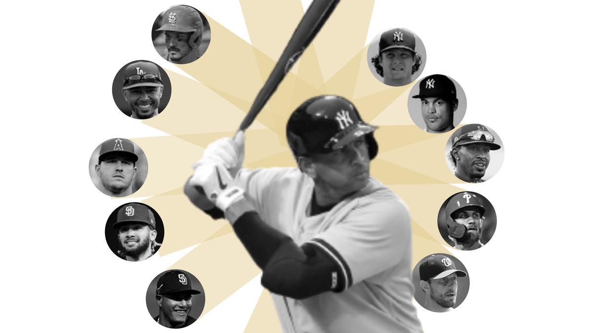 Two decades after Alex Rodriguez's historic 10-year, $252 million deal, big paydays flourish for stars