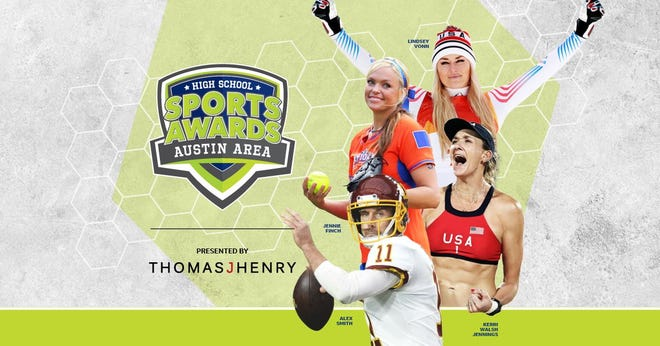Lindsey Vonn, Alex Smith, Kerri Walsh, and The Bachelor's Matt James and Tyler Cameron, will be among a highly decorated group of presenters and guests for the Austin High School Sports Awards