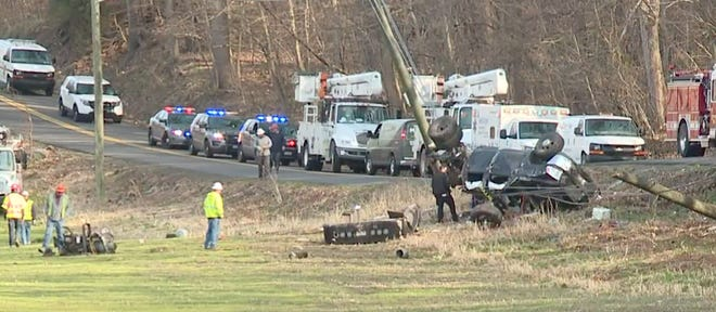 Alice man, Enrique Gonzalez, dies in single vehicle accident in Luzerne County in Pennsylvania. Passenger in vehicle was taken to the hospital with unknown injuries.
