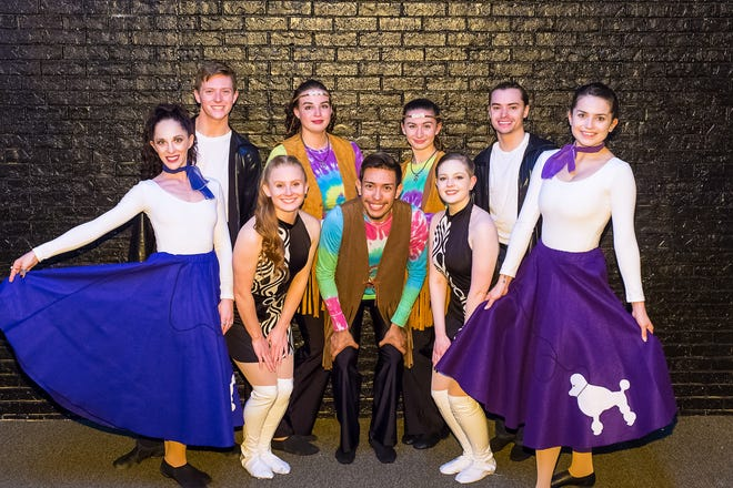"Lone Star Ballet presents ""Time Steps"" with Berkley Henderson, Matt Miller, Alyssa Seaton, Kelly Mundell, Eddie Gomez, Hannah Hosnedl, Julia Hargrave, Benjamin Goesi and Emily Wallace."