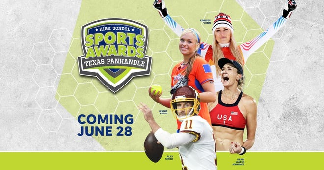 Lindsey Vonn, Alex Smith, Kerri Walsh, and The Bachelor's Matt James and Tyler Cameron, will be among a highly decorated group of presenters and guests for the Texas Panhandle High School Sports Awards