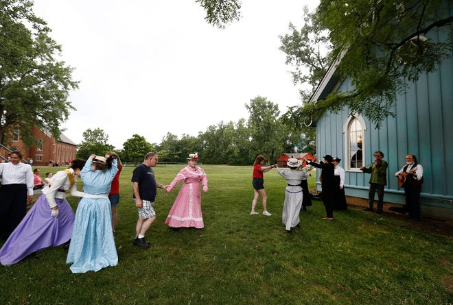 The Ohio Village is set to reopen on july 7.