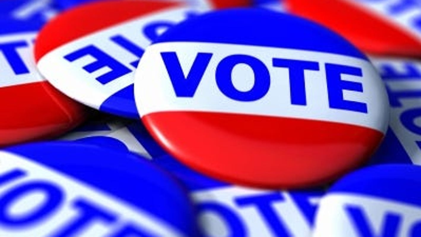 Early voting for El Paso's May school board elections begins Monday. Here's what you need to know