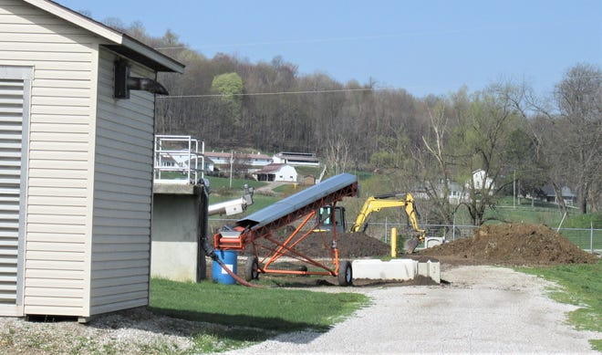 The Berlin wastewater sewer plant on Berlin Township Road 356 is earmarked for $3 million in upgrades.