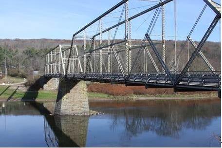 Skinner's Falls Bridge