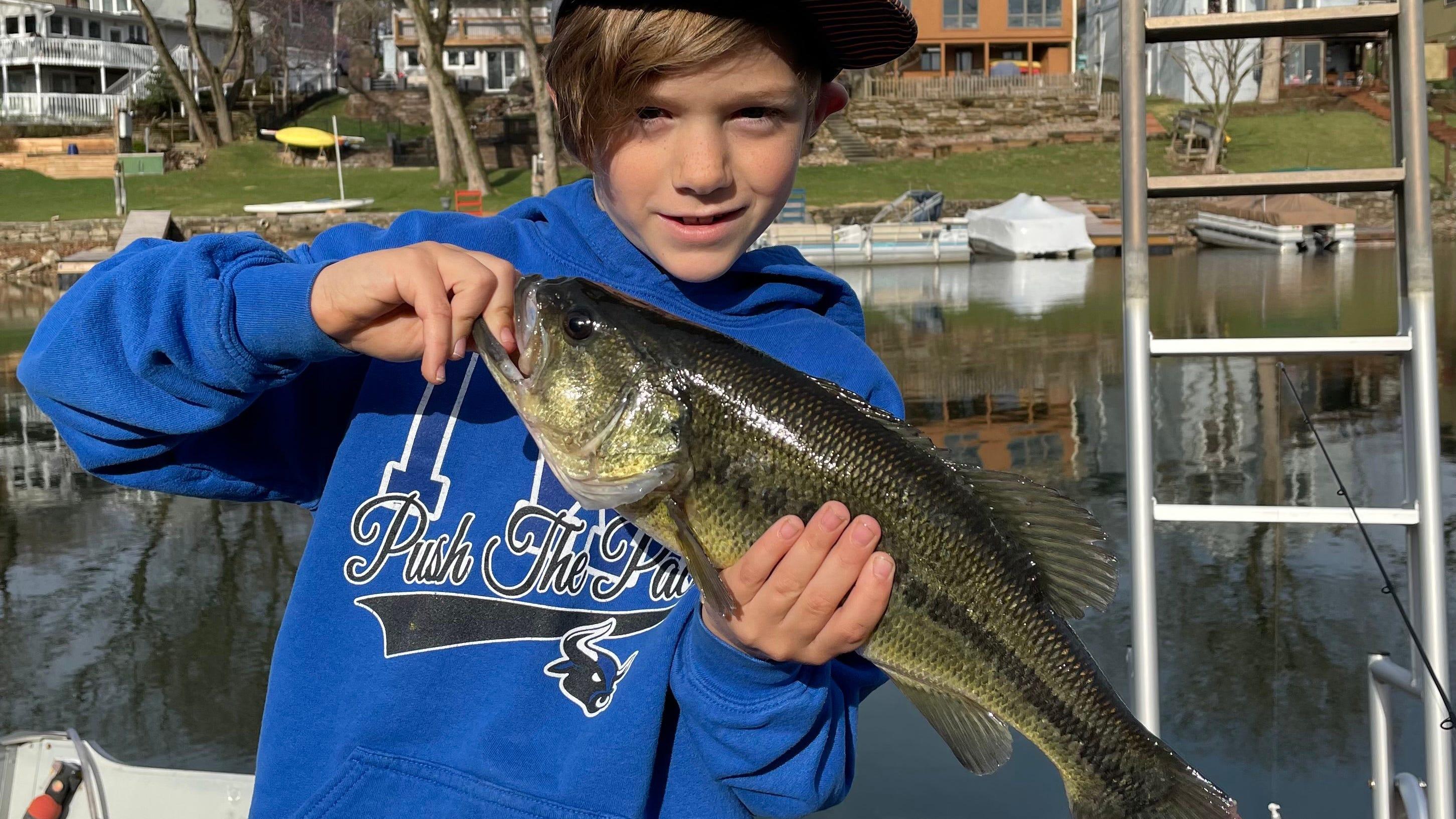 Kenneth Kieser: Light tackle spring tactics can land big bass