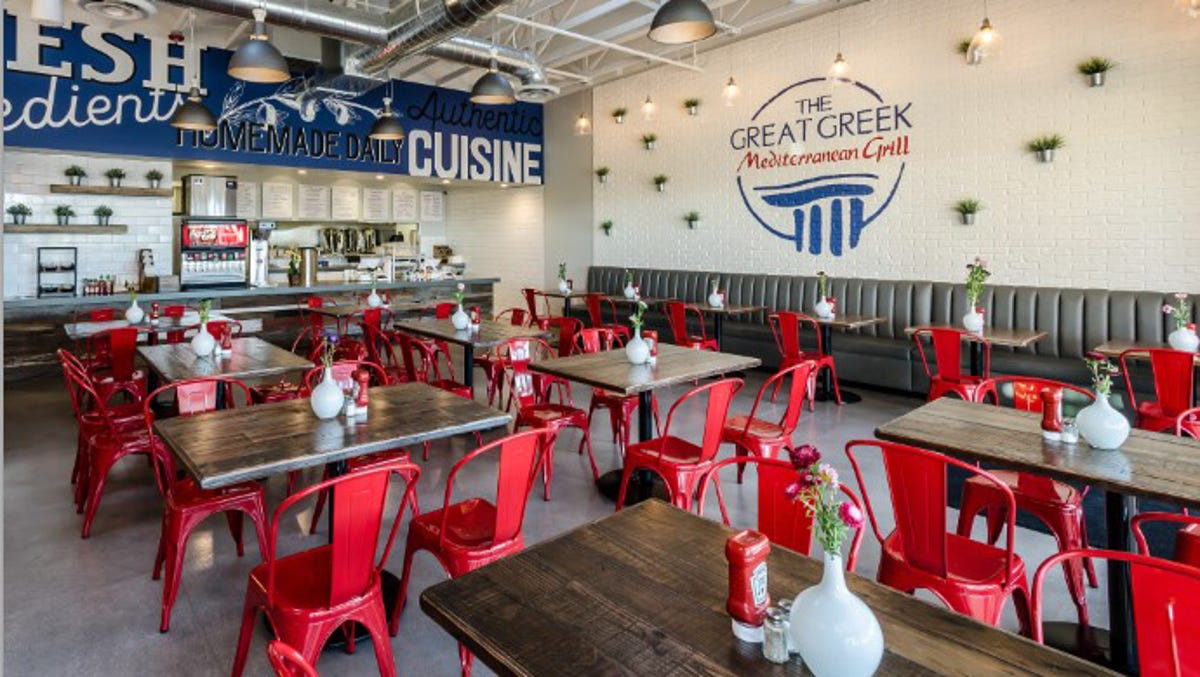 Opa! The Great Greek Mediterranean Grill to open first Jacksonville-area restaurant