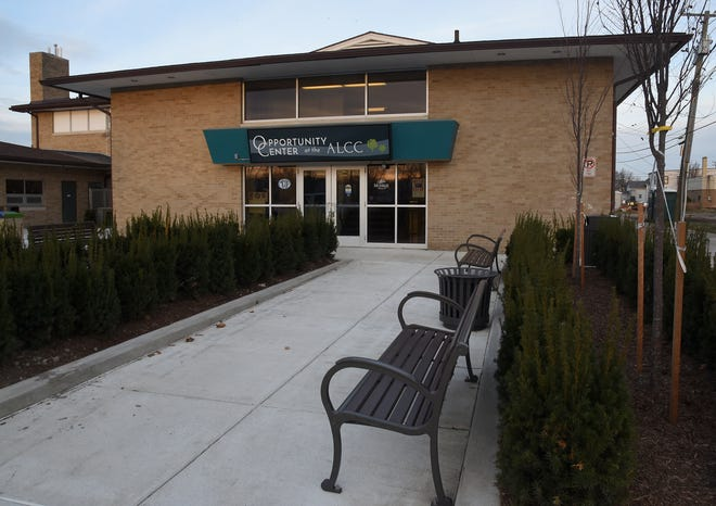 The Opportunity Center at ALCC in Monroe.