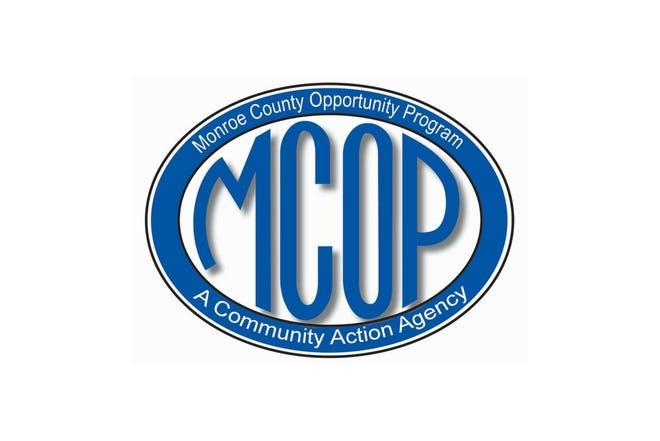 Monroe County Opportunity Program logo