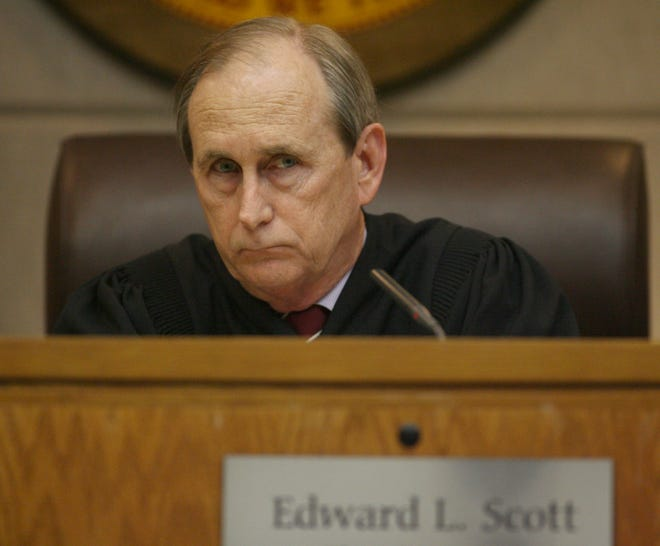 After more than a decade serving as a judge, Circuit Judge Edward Scott is ready to retire.