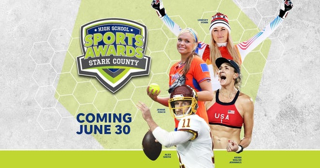 Lindsey Vonn, Alex Smith, Kerri Walsh, and The Bachelor's Matt James and Tyler Cameron, will be among a highly decorated group of presenters and guests for the Stark County High School Sports Awards