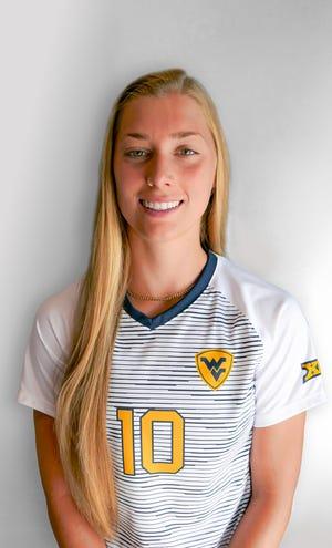 Jordan Brewster, West Virginia women's soccer