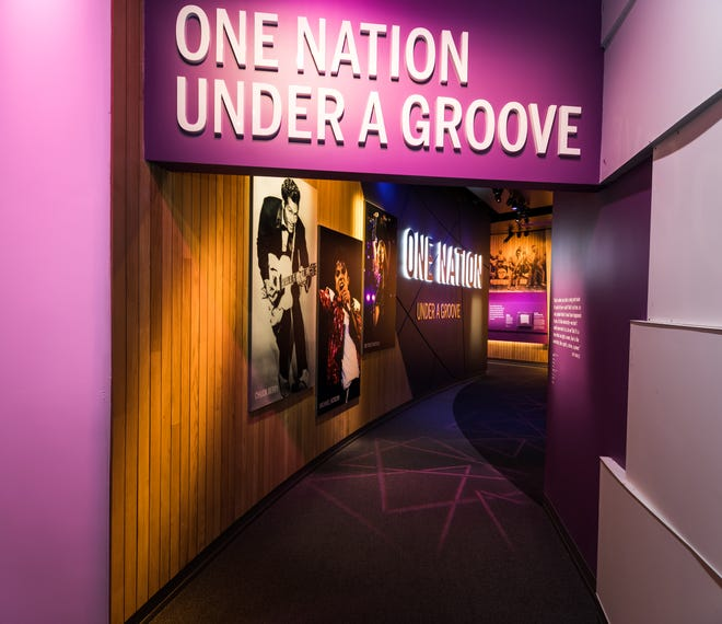 Nashville is now home to the National Museum of African American Music.