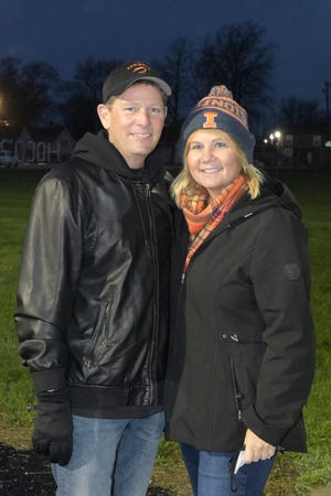Todd and Diane Reeser were named the 2021 KHS Honorary Boilermakers Thursday.