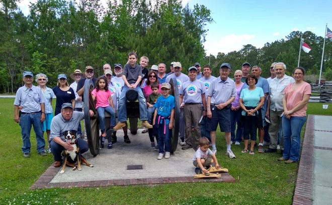 Public volunteers are again invited to Park Day on April 10 at New Bern Battlefield Park to help in the annual spring cleanup.