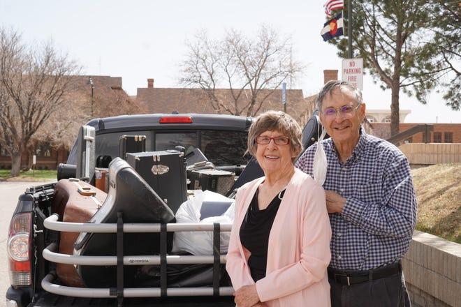 Rocky DeNiro and his wife, Dr. Dorothy DeNiro