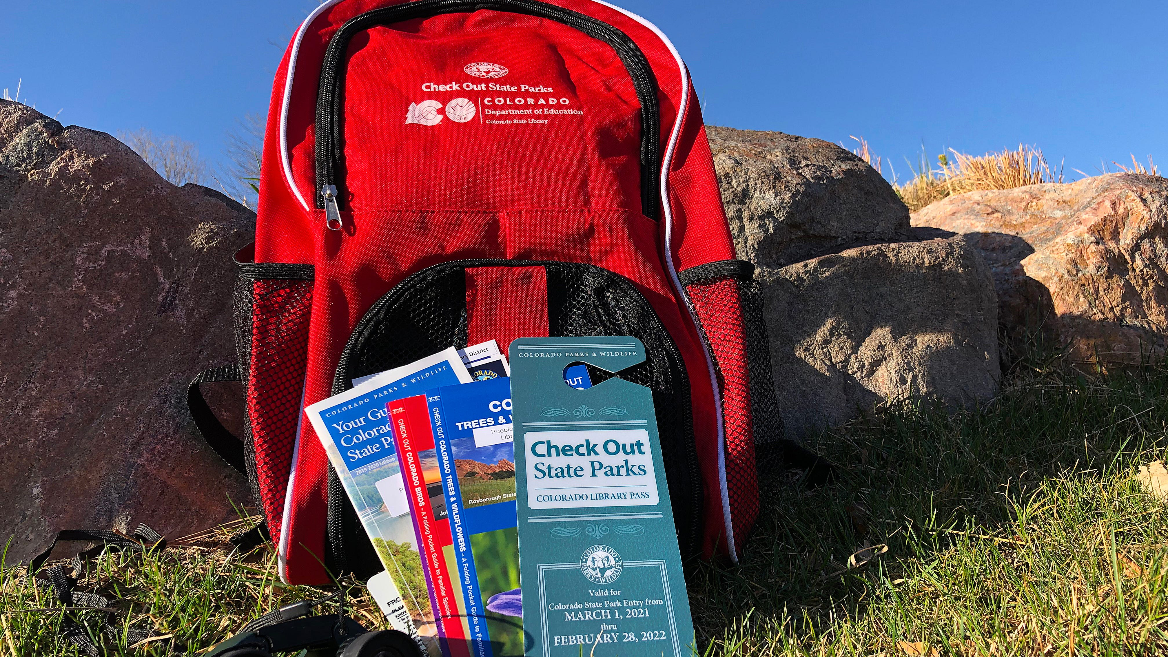 Colorado library program lets Puebloans 'check out' state parks for free